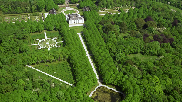 luchtfoto beeckenstein
